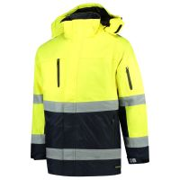 Fluor Yellow-Navy